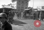 Image of Santo Tomas concentration camp Manila Philippines, 1945, second 32 stock footage video 65675050798