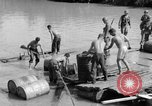 Image of Santo Tomas concentration camp Manila Philippines, 1945, second 41 stock footage video 65675050798