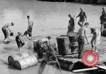 Image of Santo Tomas concentration camp Manila Philippines, 1945, second 44 stock footage video 65675050798