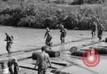 Image of Santo Tomas concentration camp Manila Philippines, 1945, second 47 stock footage video 65675050798