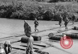 Image of Santo Tomas concentration camp Manila Philippines, 1945, second 48 stock footage video 65675050798