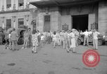 Image of Santo Tomas concentration camp Manila Philippines, 1945, second 53 stock footage video 65675050798