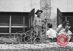Image of Santo Tomas concentration camp Manila Philippines, 1945, second 26 stock footage video 65675050799
