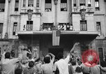 Image of Santo Tomas concentration camp Manila Philippines, 1945, second 39 stock footage video 65675050799