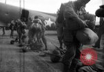 Image of paratroopers Philippines, 1945, second 23 stock footage video 65675050805