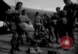 Image of paratroopers Philippines, 1945, second 35 stock footage video 65675050805