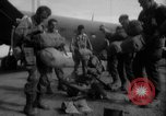 Image of paratroopers Philippines, 1945, second 36 stock footage video 65675050805