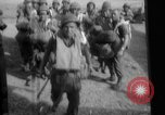 Image of paratroopers Philippines, 1945, second 37 stock footage video 65675050805