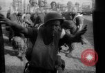 Image of paratroopers Philippines, 1945, second 38 stock footage video 65675050805