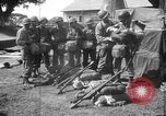 Image of paratroop infantrymen Philippines, 1945, second 5 stock footage video 65675050806