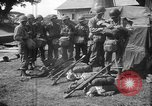 Image of paratroop infantrymen Philippines, 1945, second 6 stock footage video 65675050806