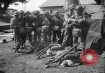 Image of paratroop infantrymen Philippines, 1945, second 7 stock footage video 65675050806