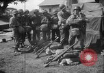 Image of paratroop infantrymen Philippines, 1945, second 9 stock footage video 65675050806