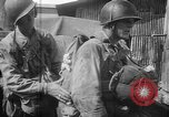 Image of paratroop infantrymen Philippines, 1945, second 11 stock footage video 65675050806