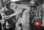Image of paratroop infantrymen Philippines, 1945, second 12 stock footage video 65675050806