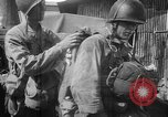 Image of paratroop infantrymen Philippines, 1945, second 13 stock footage video 65675050806