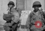 Image of paratroop infantrymen Philippines, 1945, second 14 stock footage video 65675050806
