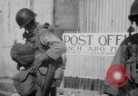 Image of paratroop infantrymen Philippines, 1945, second 15 stock footage video 65675050806
