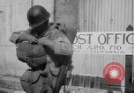 Image of paratroop infantrymen Philippines, 1945, second 16 stock footage video 65675050806