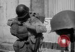 Image of paratroop infantrymen Philippines, 1945, second 17 stock footage video 65675050806