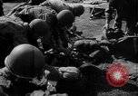 Image of paratroop infantrymen Philippines, 1945, second 18 stock footage video 65675050806