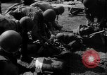 Image of paratroop infantrymen Philippines, 1945, second 19 stock footage video 65675050806