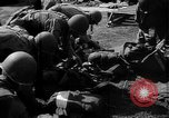 Image of paratroop infantrymen Philippines, 1945, second 20 stock footage video 65675050806