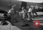 Image of paratroop infantrymen Philippines, 1945, second 32 stock footage video 65675050806