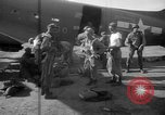 Image of paratroop infantrymen Philippines, 1945, second 33 stock footage video 65675050806