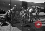 Image of paratroop infantrymen Philippines, 1945, second 34 stock footage video 65675050806