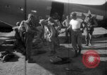 Image of paratroop infantrymen Philippines, 1945, second 37 stock footage video 65675050806