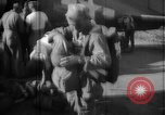 Image of paratroop infantrymen Philippines, 1945, second 44 stock footage video 65675050806