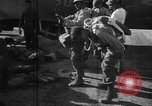 Image of paratroop infantrymen Philippines, 1945, second 57 stock footage video 65675050806