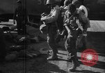 Image of paratroop infantrymen Philippines, 1945, second 59 stock footage video 65675050806