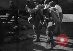 Image of paratroop infantrymen Philippines, 1945, second 60 stock footage video 65675050806