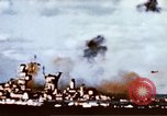 Image of Japanese Kamikaze aircraft Pacific Ocean, 1945, second 10 stock footage video 65675050813