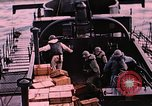 Image of establishment of beachhead Normandy France, 1944, second 21 stock footage video 65675050823
