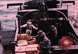 Image of establishment of beachhead Normandy France, 1944, second 23 stock footage video 65675050823
