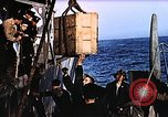 Image of establishment of beachhead Normandy France, 1944, second 24 stock footage video 65675050823