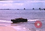 Image of establishment of beachhead Normandy France, 1944, second 27 stock footage video 65675050823