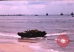 Image of establishment of beachhead Normandy France, 1944, second 28 stock footage video 65675050823