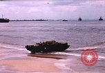 Image of establishment of beachhead Normandy France, 1944, second 29 stock footage video 65675050823