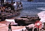 Image of establishment of beachhead Normandy France, 1944, second 30 stock footage video 65675050823