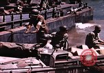 Image of establishment of beachhead Normandy France, 1944, second 32 stock footage video 65675050823
