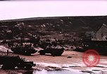Image of establishment of beachhead Normandy France, 1944, second 35 stock footage video 65675050823