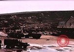 Image of establishment of beachhead Normandy France, 1944, second 36 stock footage video 65675050823