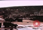 Image of establishment of beachhead Normandy France, 1944, second 37 stock footage video 65675050823