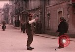 Image of American soldiers Normandy France, 1944, second 2 stock footage video 65675050824