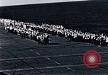 Image of USS Franklin Pacific Ocean, 1945, second 7 stock footage video 65675050827