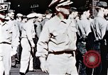 Image of USS Franklin Pacific Ocean, 1945, second 27 stock footage video 65675050827